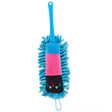Customized Color Design Cleaning Handle Chenille Duster