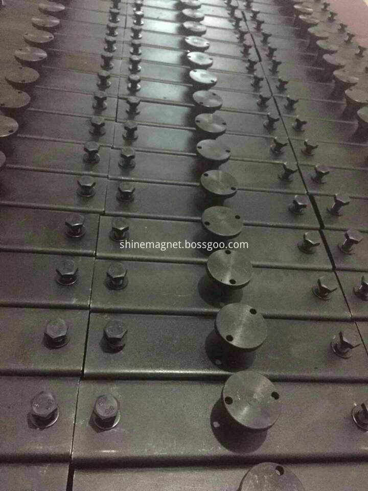formwork magnet box