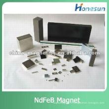Aimant en néodyme fritté bloc solide n52