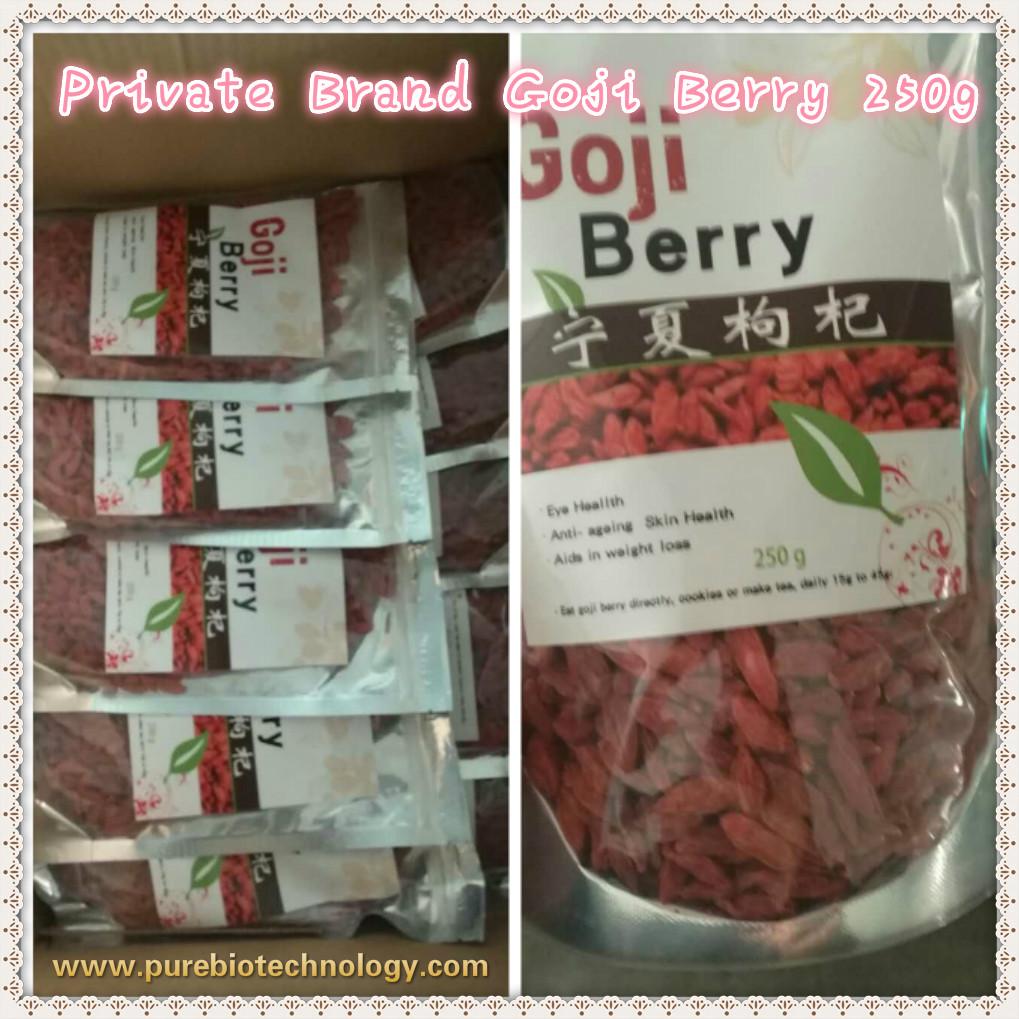 goji berry 500g