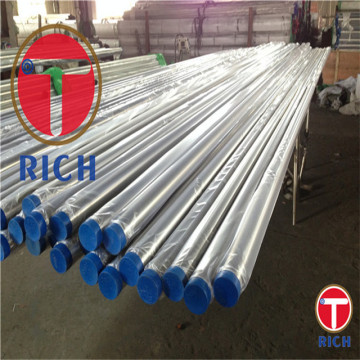 Custom Seamless Stainless Steel Pipes For Fluid Transportation GB/T 14976