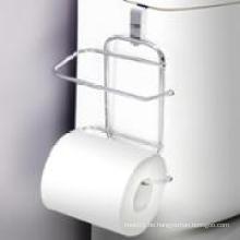 Over-the-Tank Toilettenpapier Tissue Hanging Metal 2-Rollen Reserve Halter