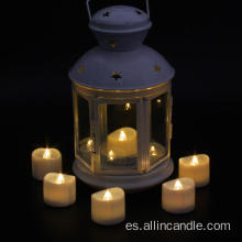 LED velas luces sin llama temporizador LED velas