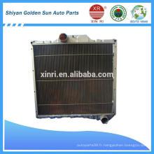 Radiateur de camion en aluminium complet pour Dongfeng Kinland Truck 1301B67D-010