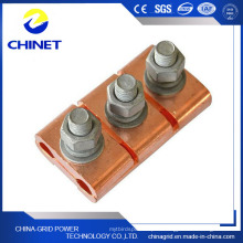 Jbt Type Parallel Groove Clamps for Copper Wire