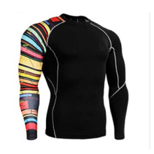 Custom Sublimation Men MMA Rash Guard