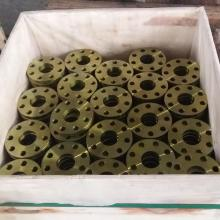 EN1092 Type 01 Plate Flange For Pipeline