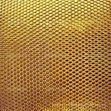 99,9% Pure Gold Mesh pour décorer / électricité ----- Fournisseur d'usine de 30 ans