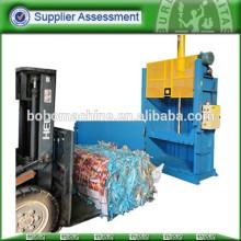 Carton box baling and packing machine