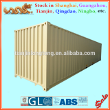 12m length feet and CSC plate 40GP container for sale