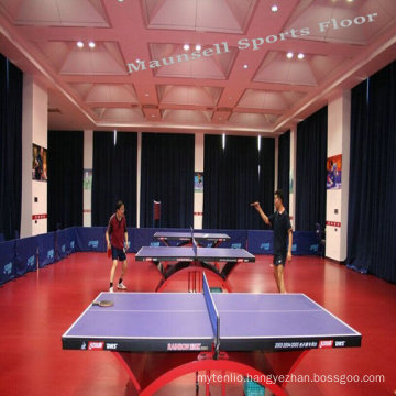 PVC Sports Floor for Table Tennis