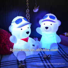 Rechargeable Bear night light for bed room