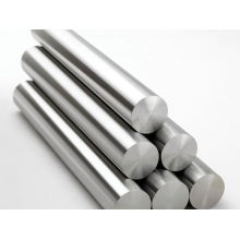 300 Series Mirror Finish Stainless Steel Round Bar