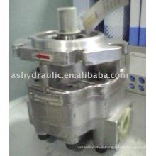 Pompe à engrenages hydraulique Vickers GPC4 de GPC4-20,GPC4-25,GPC4-32,GPC4-40,GPC4-50,GPC4-63,GPC4-80