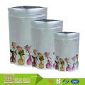 Soem-nach Maß Lebensmittel, das dauerhaften wiederverschließbaren Ziplock Plastikstand-alleinbeutel verpackt