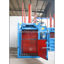 Energy efficient 10T vertical hydraulic baler