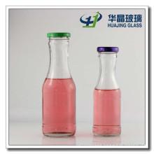 200ml 330ml Milk Glass Bottle Juice Glass Bottle