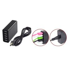 Multiport 5V8A 40W USB-laddare