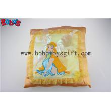Personalisierte Kissen Plüsch Soft Spirit Gelbe Kinder Kissen