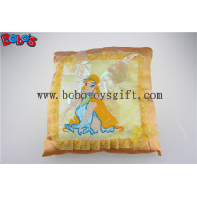 Personalized Cushions Plush Soft Spirit Yellow Kids Pillows