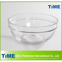 Bol en verre de lot de stock de Pyrex (TMZQ112401)
