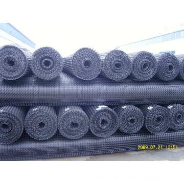 Geogrelhas Biaxiais PP para Reforço e Estabilização de Geogrelhas Plásticas Biaxiais