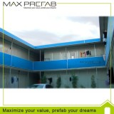 Low Cost Luxury Prefabricate House for restaurant