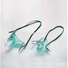 Máscara médica de traqueostomia