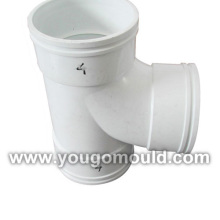 T Pipe Fitting Mould
