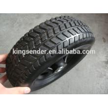 roda pneumática semi