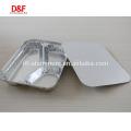 Einweg-3-Fach Aluminium-Behälter für Lebensmittel