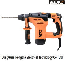 Nz30 Made in China Combination Rotary Hammer with Safe Clutch