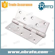 Bisagra de puerta de acero inoxidable RH-101 4 BB