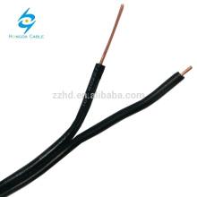 2 ядра 0,8 мм Внешний телефонный кабель провод производитель