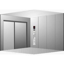 Guter Aufzug mit lackiertem Stahl