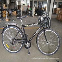 Cheap Price Russian Popular 7 Speed Hi Ten Steel 700c Adult Mens Hybrid City Cruiser Bikes