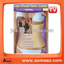 Nouvelle ceinture mince invisible pour abdominoplastie comme on l'a vu à la télé