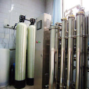 Reverse Osmosis Water Water Filter System 1.0t Ro Purifier, Filtration Equipment