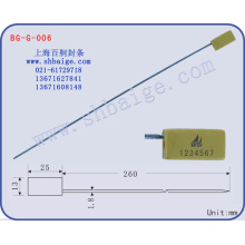 bank seal BG-S-006 security seals