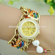 CBRL preço de fábrica exw colorido relógio mais recente mão para a menina