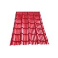 Листы с цветным покрытием премиум-класса для кровли