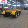 3 Axles Container Skeleton Semitraile for Sale