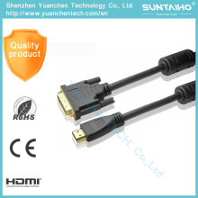 Nuevo cable de HDMI a VGA Cable OEM de alta calidad de HDMI