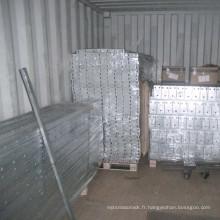 Vente chaude Rayonnage cantilever industriel pour le stockage de produits lourds