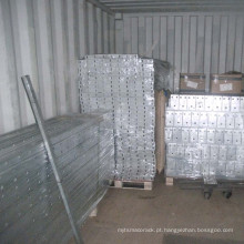 Racking industrial do cantilever da venda quente para o armazenamento pesado dos produtos