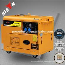 BISON (CHINA) 4.2kw Generador Diesel No Silencioso