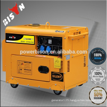 BISON(CHINA) 4.2kw Noiseless Diesel Generator