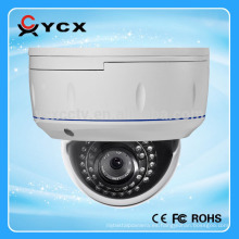 Cámara de 2MP AHD cúpula de metal impermeable Top 10 cámara de 1080p CCTV