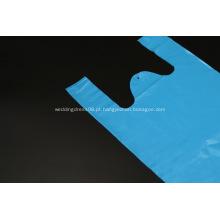 Sacos de plástico impressos com logotipo