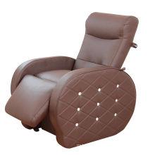 Nail salon de belleza de un solo sillón reclinable y reclinable